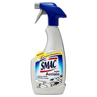 Smac-Spray leuchtet Stahl, mit Barriere Schutz, entfettet Boden, glänzen Lange-500ml