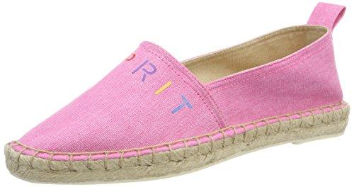ESPRIT Damen Sanas Slipper Espadrilles, Pink (Pink), 37 EU