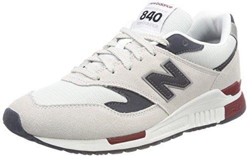 New Balance 840, Sneaker Uomo, (Pigment), 42 EU
