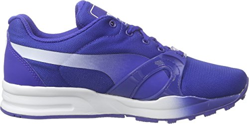 Puma Xt S Jr, Sneakers basses mixte enfant Bleu - Blau (surf the web-surf the web 01)