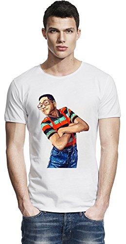 Steve Urkel Raw Edge T-shirt X-Large