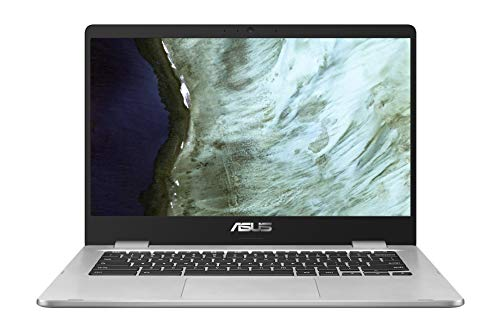 ASUS Chromebook C423NA-BV0017 14.0 Inch HD Notebook - (Grey) (Intel Celeron N3350 Processor, 4 GB RAM, 32 GB eMMC, Chrome OS) Best Price and Cheapest