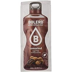 Bolero Bebida Instantánea Sabor Tamarindo - Paquete de 24 x 36 gr - Total: 864 gr