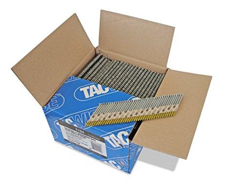 Tacwise 1124 Boîte de 3300 Clous galvanisés de finition...