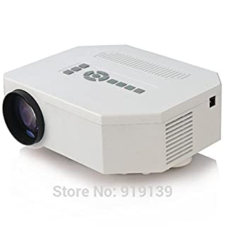 ARBUYSHOP Mini HDMI LED Lamp Projector Built In Speaker Good Quality Image Video Projecteur For Home Used Movie Football Display Show
