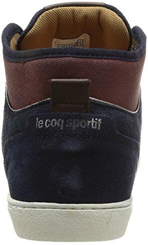 Le Coq Sportif - Perpignan Demi Suede, Sneaker Uomo Blu (Bleu (Dark Denim))