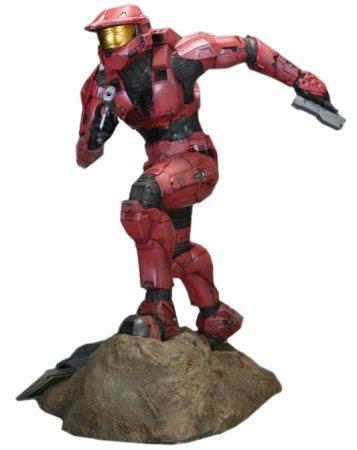 tue 1/6 Red Spartan 30 cm ()