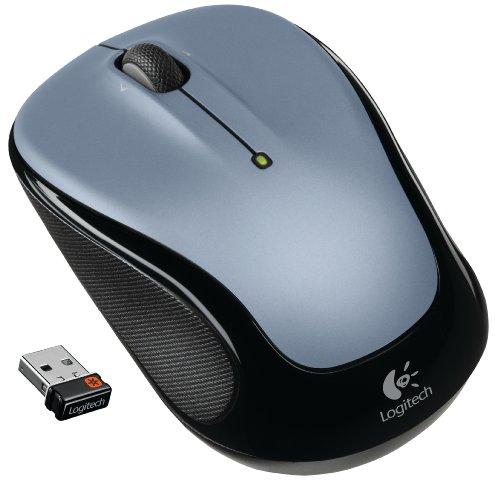 Logitech M325 optische Maus schnurlos hellsilber - Logitech Maus M310 Wireless