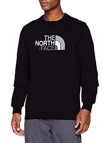 THE NORTH FACE Herren M Drew Peak Crew, TNF Black, M