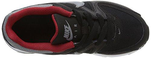 Nike Air Max Command (Ps) Scarpe Sportive, Ragazzo Black/Cool Grey-Gym Red-White