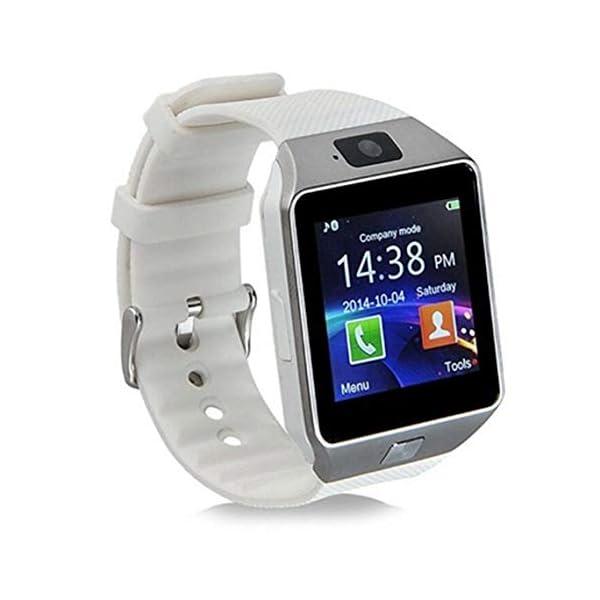 Zinniaya Smart Watch Dz09 Gold Silver Smartwatch Relojes para iOS para Android Sim Card Camera Camera Watch 7