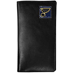 NHL St. Louis Blues Tall Leather Wallet