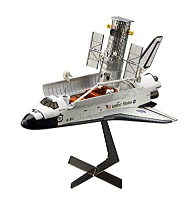 Hasegawa 010821 1/200 Hubble Space Teleskop mispace Shuttle und Astronauten, Spiel von Hasegawa Seisakusho Co. Ltd
