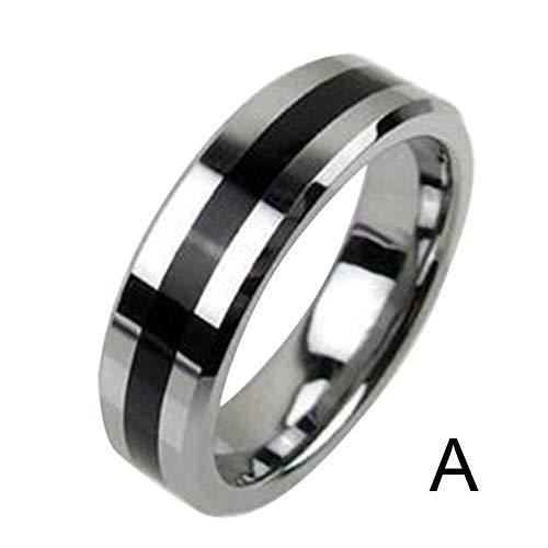 Dastrues Black Circle Magnetic Ring Suspension Ring Magic Props Floating Ring Magic Toys