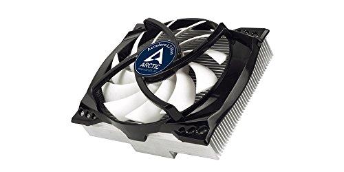 ARCTIC - Accelero L2 Plus - Ventilateur de processeur, Ultra silencieux, Capacité de refroidissement 12O Watts, Compatible ensemble de refroidissement RAM et VR
