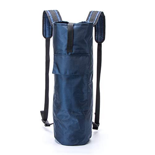 Tuyu tydb632 - borsa portabiancheria da viaggio, con 2 tasche e chiusura a coulisse, per college, viaggi, lavanderia