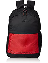 60aeffbeaebc Fastrack 27 Ltrs Black School Backpack (A0710NBK01)