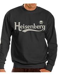 Touchlines Herren Pullover Heisenberg Fly Sweatshirt