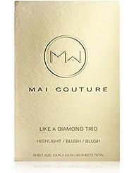 Mai Couture Trio Makeup Papier, Like A Diamond 60 Sheets
