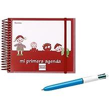 agendas infantiles - 2 estrellas y más - Amazon.es