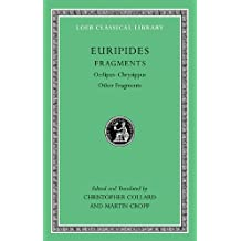 Euripides VIII, Fragments: Oedipus-Chrysippus, Other Fragments