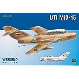 Eduard Plástico Kits de 7433: UTI MiG-15 Fin de semana edición en la 1:72