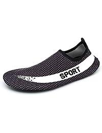 SerhGo Zapatos de Agua Zapatillas Ligeros de Secado Rápido como de  Comodidad Descalza Unisexo para Buceo 14779a98819