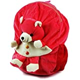 [Sponsored]''PRACHI TOYS'' Naughty Boy And Pretty Girl Cute Teddy Soft Toy School Bag For Kids, Travelling Bag, Carry Bag, Picnic Bag, Teddy Bag