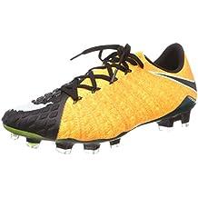 Comprar Botas de Fútbol Nike Hypervenom Phantom III Elite FG en Amazon