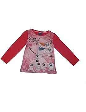 olaf la reine des neiges - Camiseta de manga corta - para niña