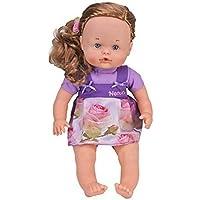 Nenuco Muñeca bonita como tú con vestido morado (Famosa 700013834), .