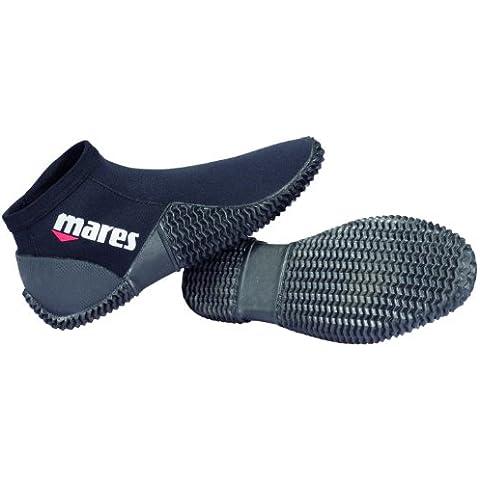 Mares Dive Boot Equator 2Novo acqua scarpe sportive, nero, 13 (47)