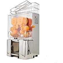 Cueffer Exprimidor de Naranja Orange Juice 40-80mm Extractor de Naranjas Máquina Automática Comercial para