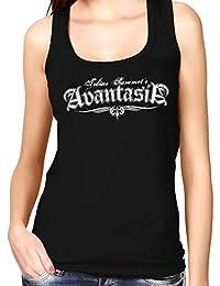 35mm - Camiseta Mujer Tirantes - Avantasia - Power Metal - Women'S Tank Top