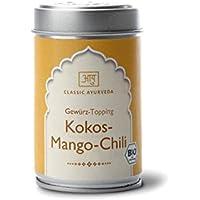 Classic Ayurveda - Bio Kokos Mango Chili Gewürz-Topping, 1er Pack (1 x 60g) - BIO preisvergleich bei billige-tabletten.eu