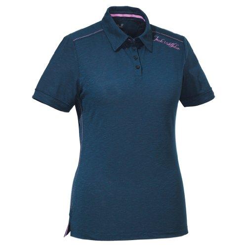 Jack Wolfskin Inside Out T-shirt pour homme bleu nuit