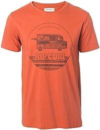 Rip Curl Van Surf T-Shirt à Manches Courtes Homme