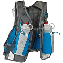 Ultimate Direction Sj Ultra Vest - Mochila, color gris, talla S