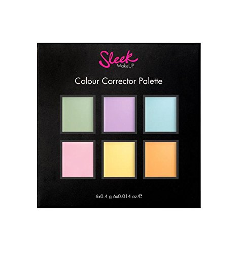Make-up Corrector (Sleek MakeUP Colour Corrector Palette 18g)