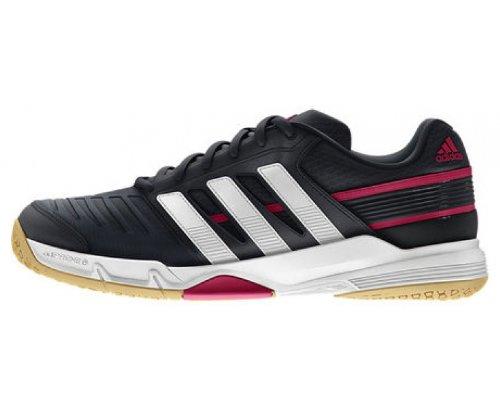 Adidas Court Stabil 10.1 W D67038 Schwarz