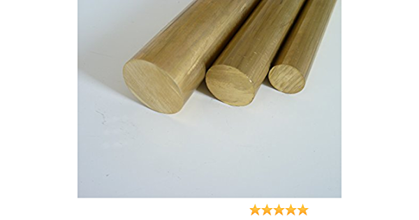 longueur env 10/cm B /& T m/étal MS 58/laiton rond /à barres /Ø 30/mm 100/mm + 0//5/mm