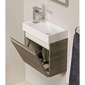 Keramag Renova Nr. 1 Comprimo NEU Eck-Handwaschbecken