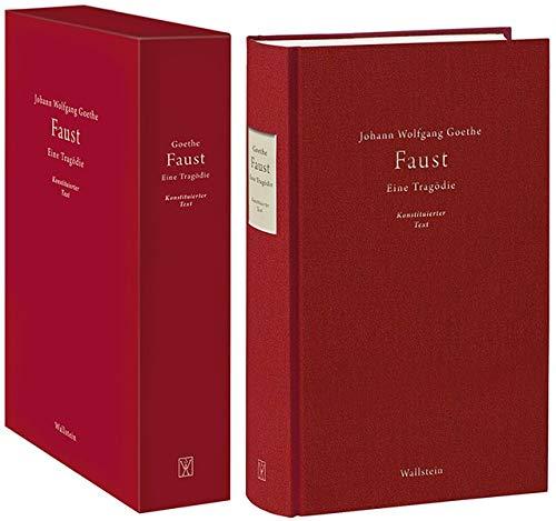Faust. Eine Tragödie: Konstituierter Text