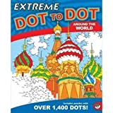 Around The World Extreme Dot To Dot Activity Book