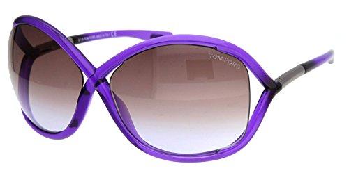 Tom Ford - Damensonnenbrille - FT0009 78Z 64 - Whitney Tom Ford Whitney Sonnenbrille