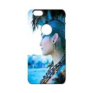 BLUEDIO Designer Printed Back case cover for Apple Iphone 6 (LOGO) - G3448