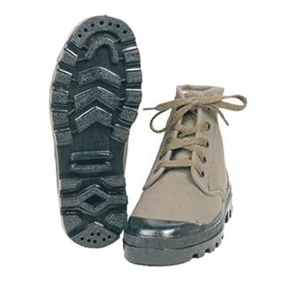 Französische Commando Schuhe Canvas, 41