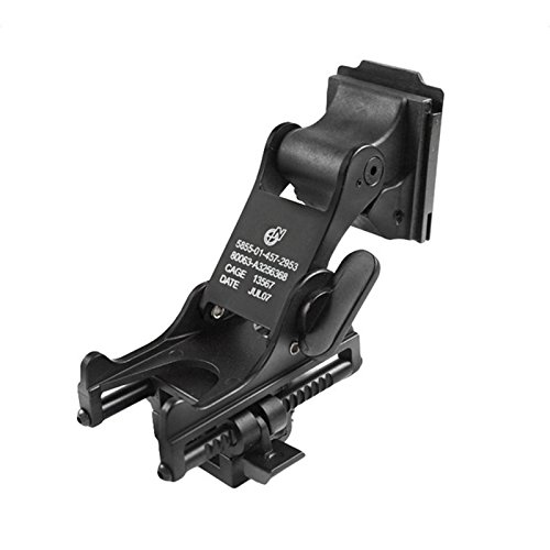 Nachtsichtgerät Goggle Helm Rhino Armhalterung für Airsoft Paintball NVG PVS-7 PSV-14
