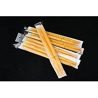 10 Ohrkerzen, Ohrenkerzen, konisch, mit Filter (Orange) preisvergleich bei billige-tabletten.eu