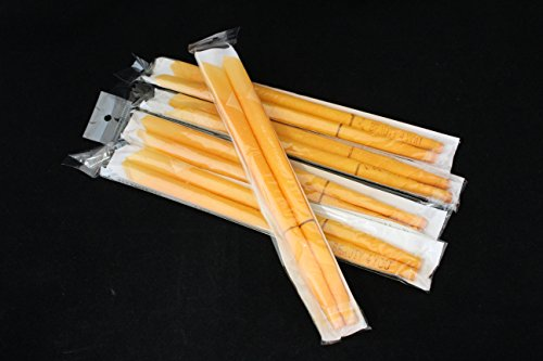 10 Ohrkerzen, Ohrenkerzen, konisch, mit Filter (Orange) preisvergleich